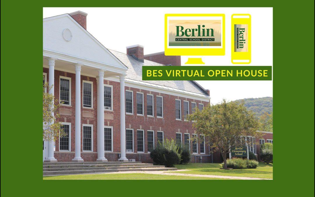 UPDATE: BES Virtual Open House Presentations