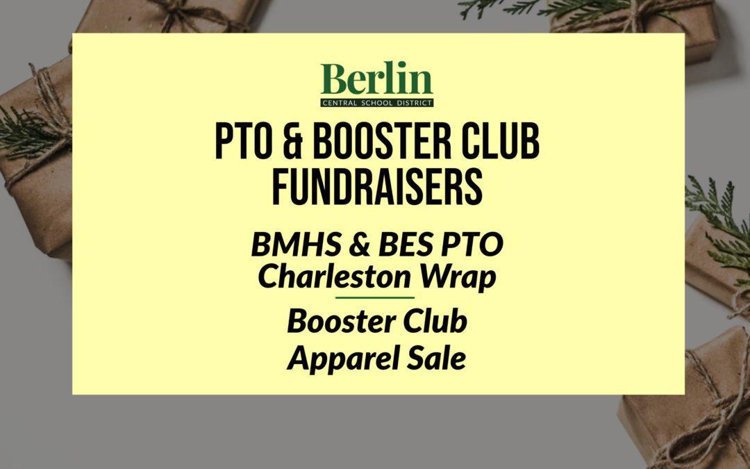 Fall Fundraiser Information