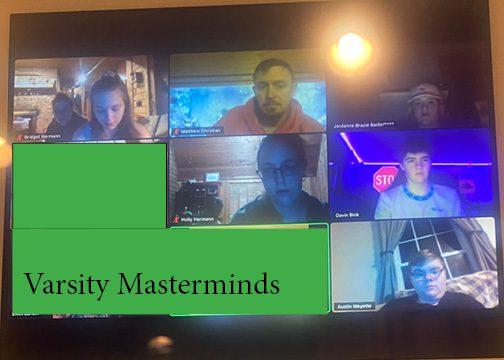 BCSD Varsity and JV Masterminds Prevail Virtually