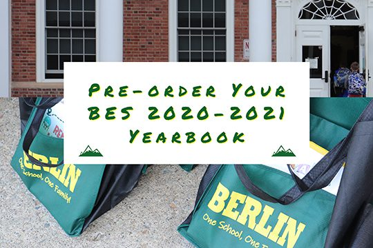 BES Yearbooks On Sale