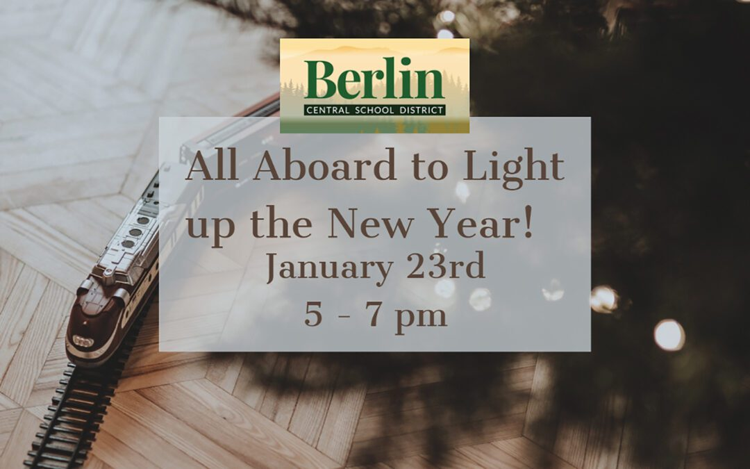 Update: All Aboard to Light Up the New Year!