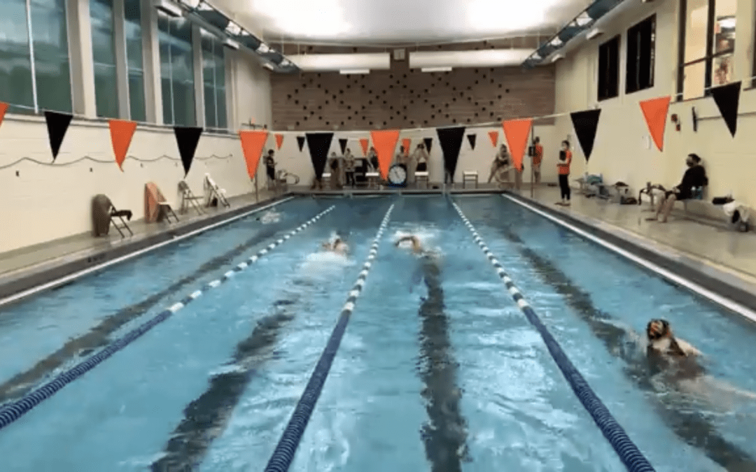 NLB Swimmers Have a Strong Meet Against Wahconah