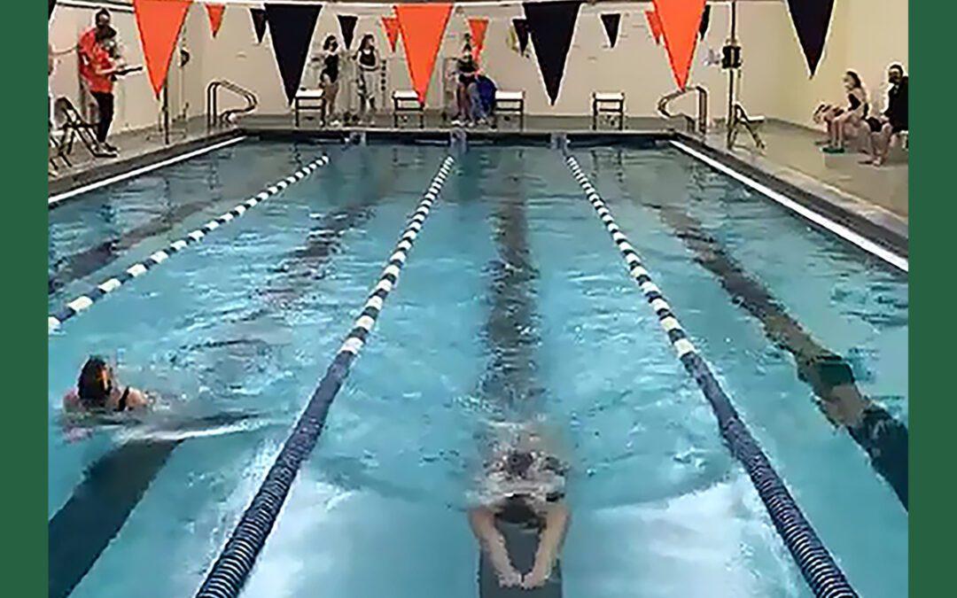 Final BNL Swim Meet Livestream Tomorrow, Feb. 12