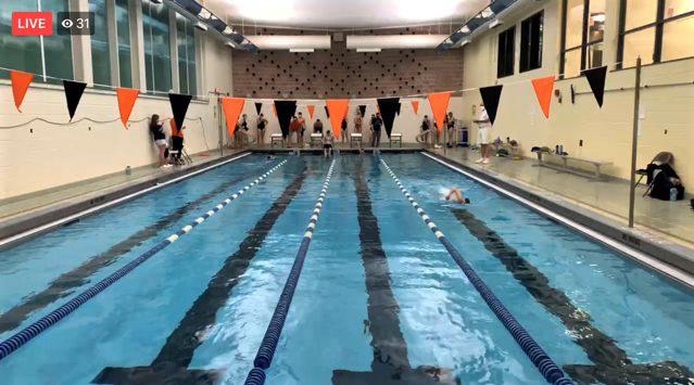 2021 Berkshire County Individuals Swim Meet Results