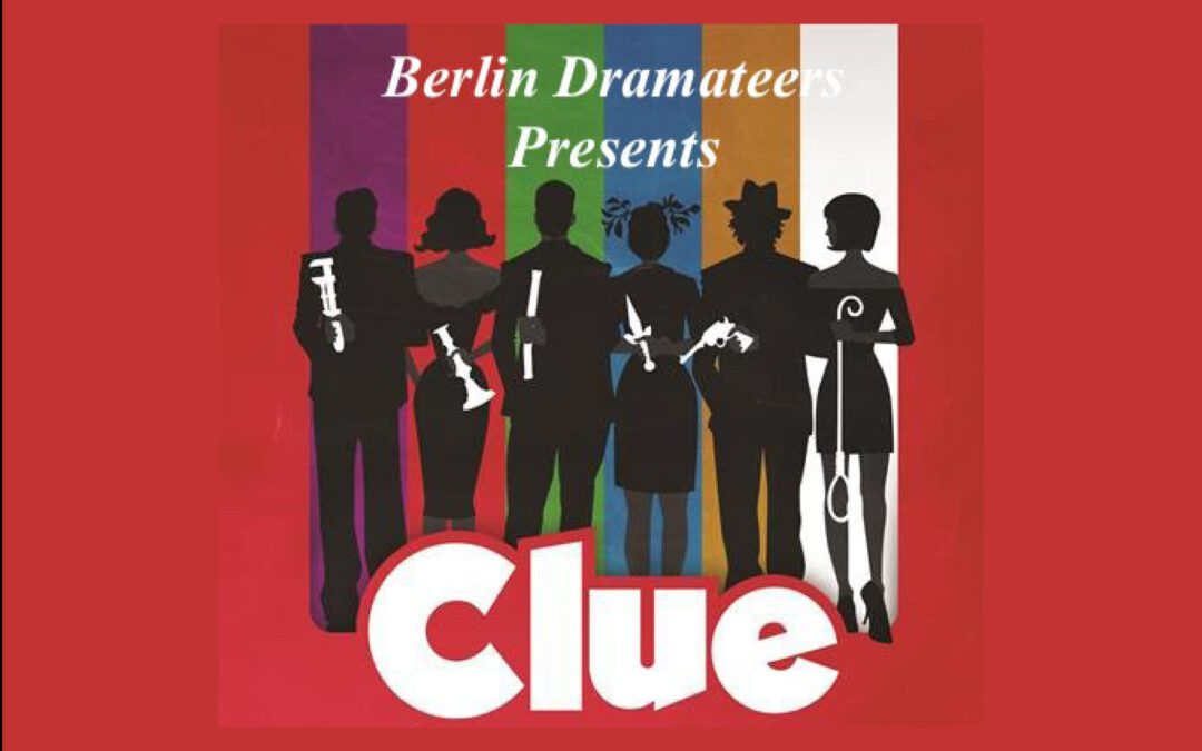 Berlin Dramateers Release Promotional Video for Clue