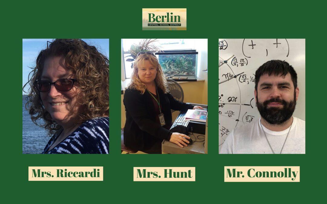 BCSD's March Teacher Feature