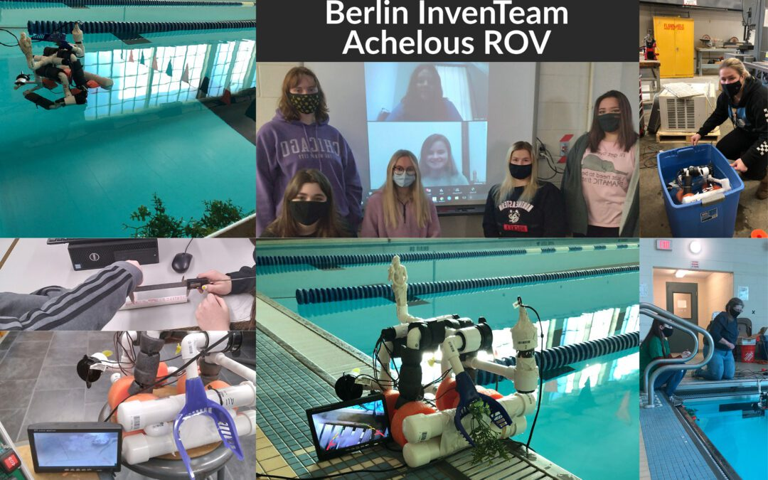 """Berlin Students are 2021 Semi-Finalists in the Samsung """"Solve for Tomorrow"""" Competition"""