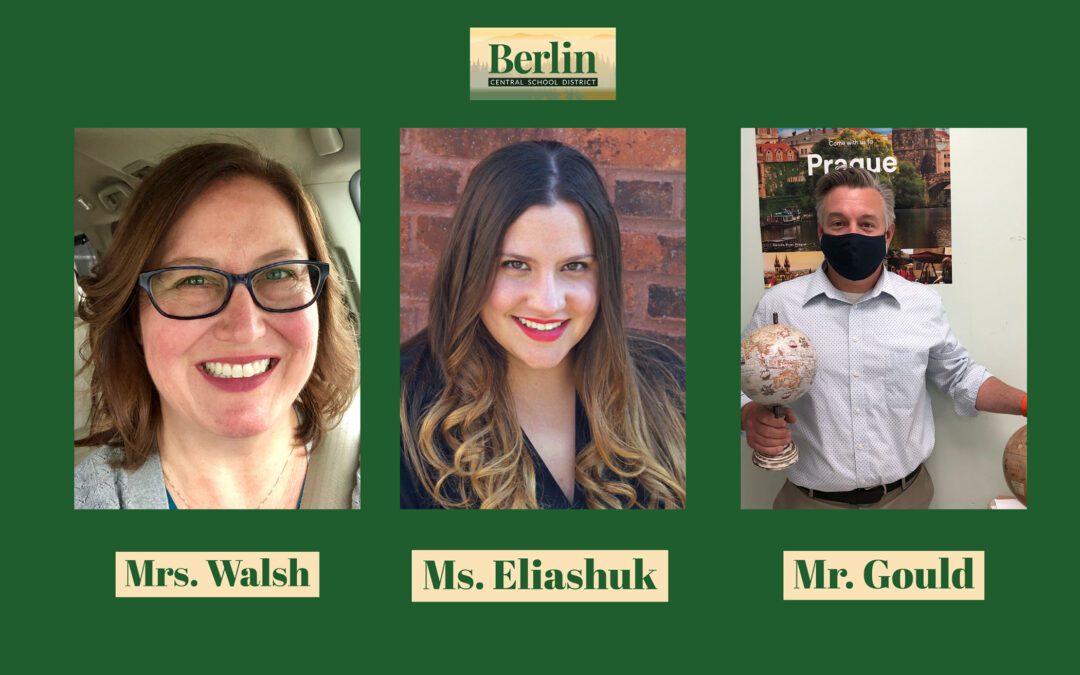 BCSD's May Teacher Feature