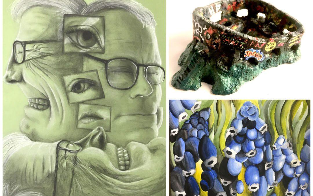 BHS Students Selected For 2021 Questar III Art Exhibit