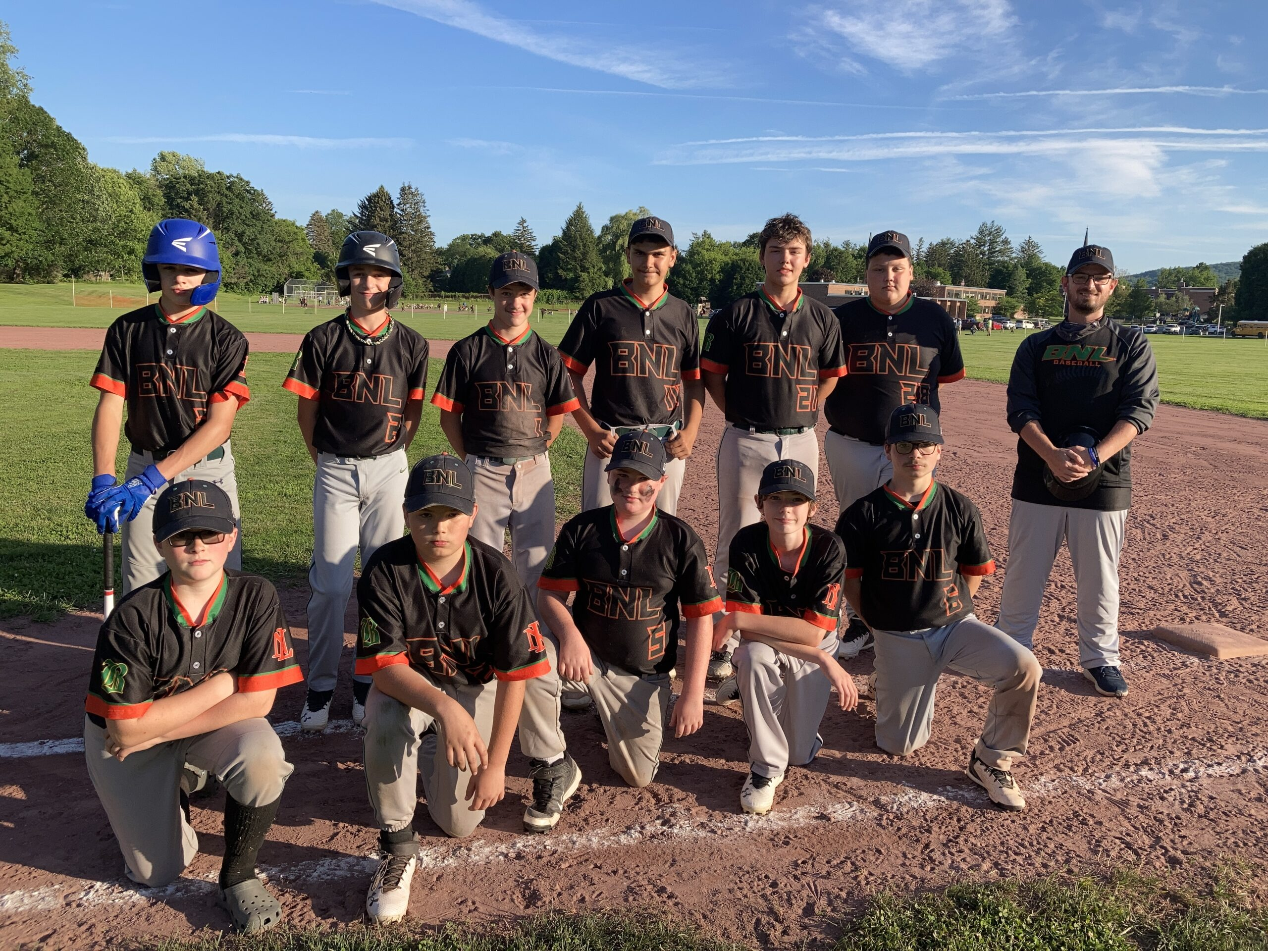 BNL Modified Baseball Finds the Positive As Their Season Concludes
