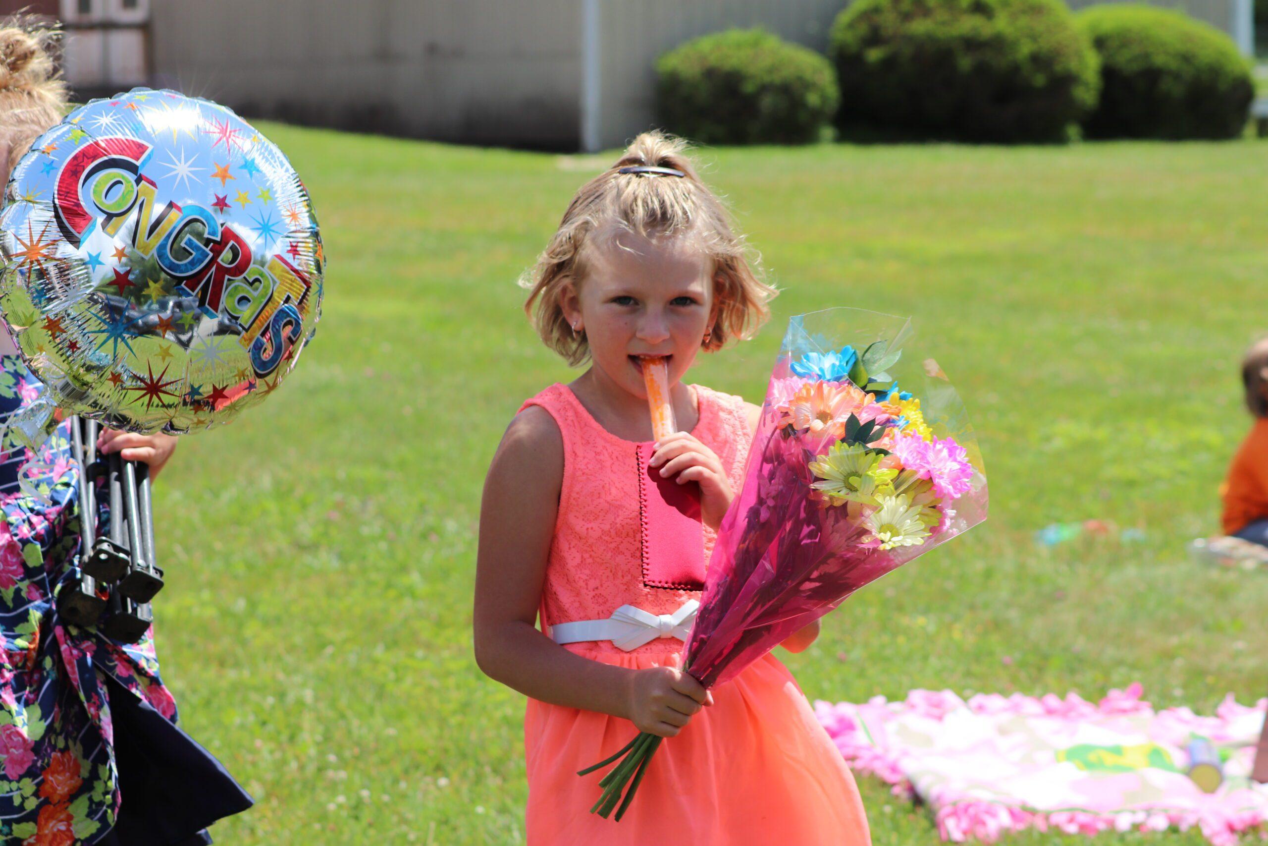 BES Kindergarten Celebrates Moving Up