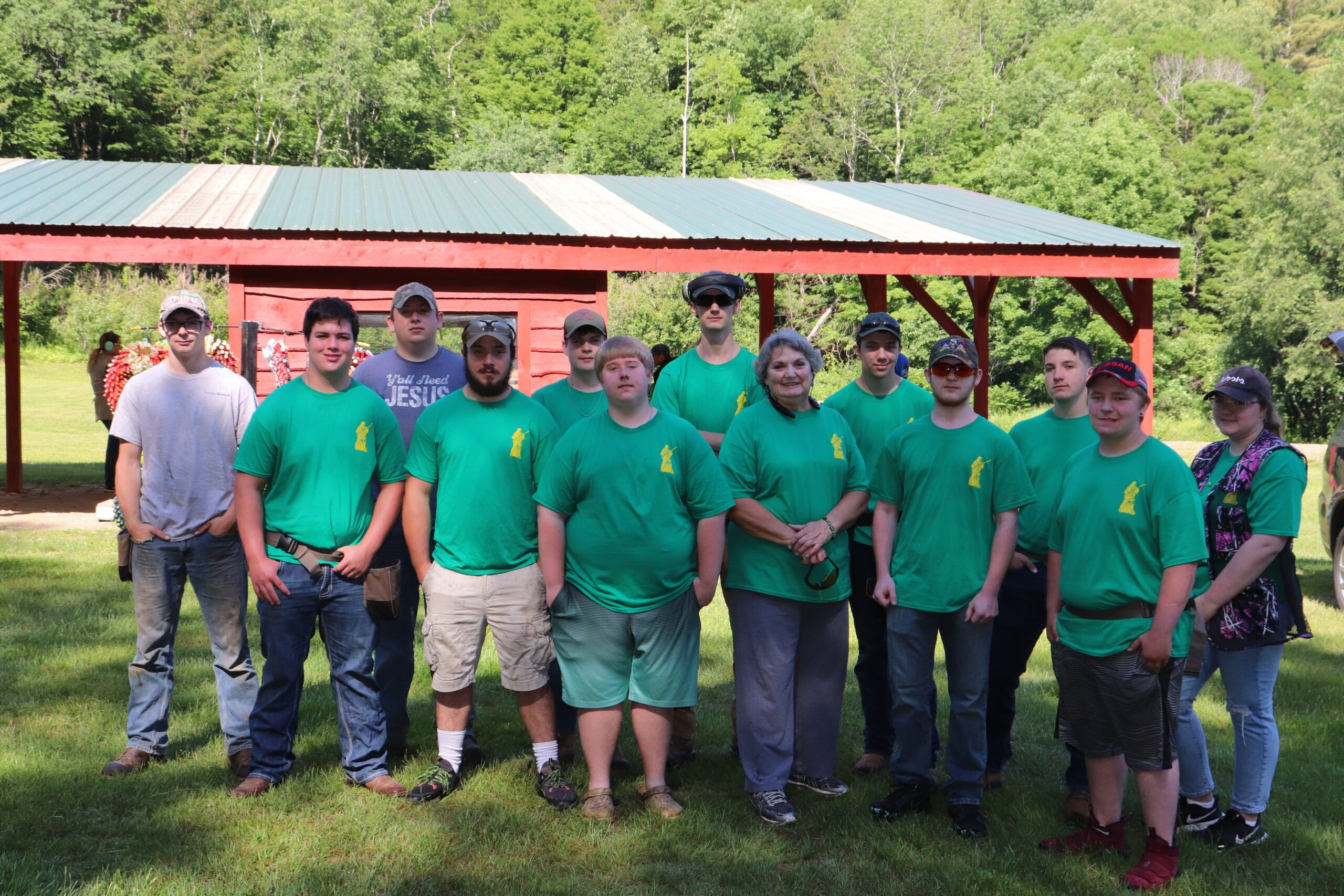Berlin MSHS Clay Target Team Participates in NYS Tournament