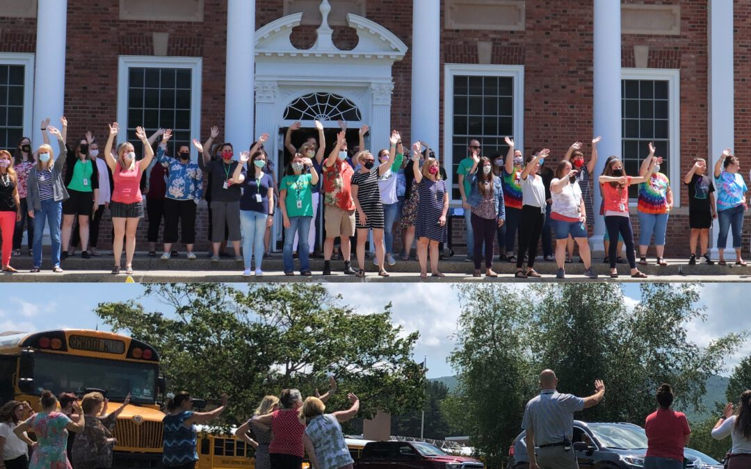 Mountaineers Receive a Summer Send-Off
