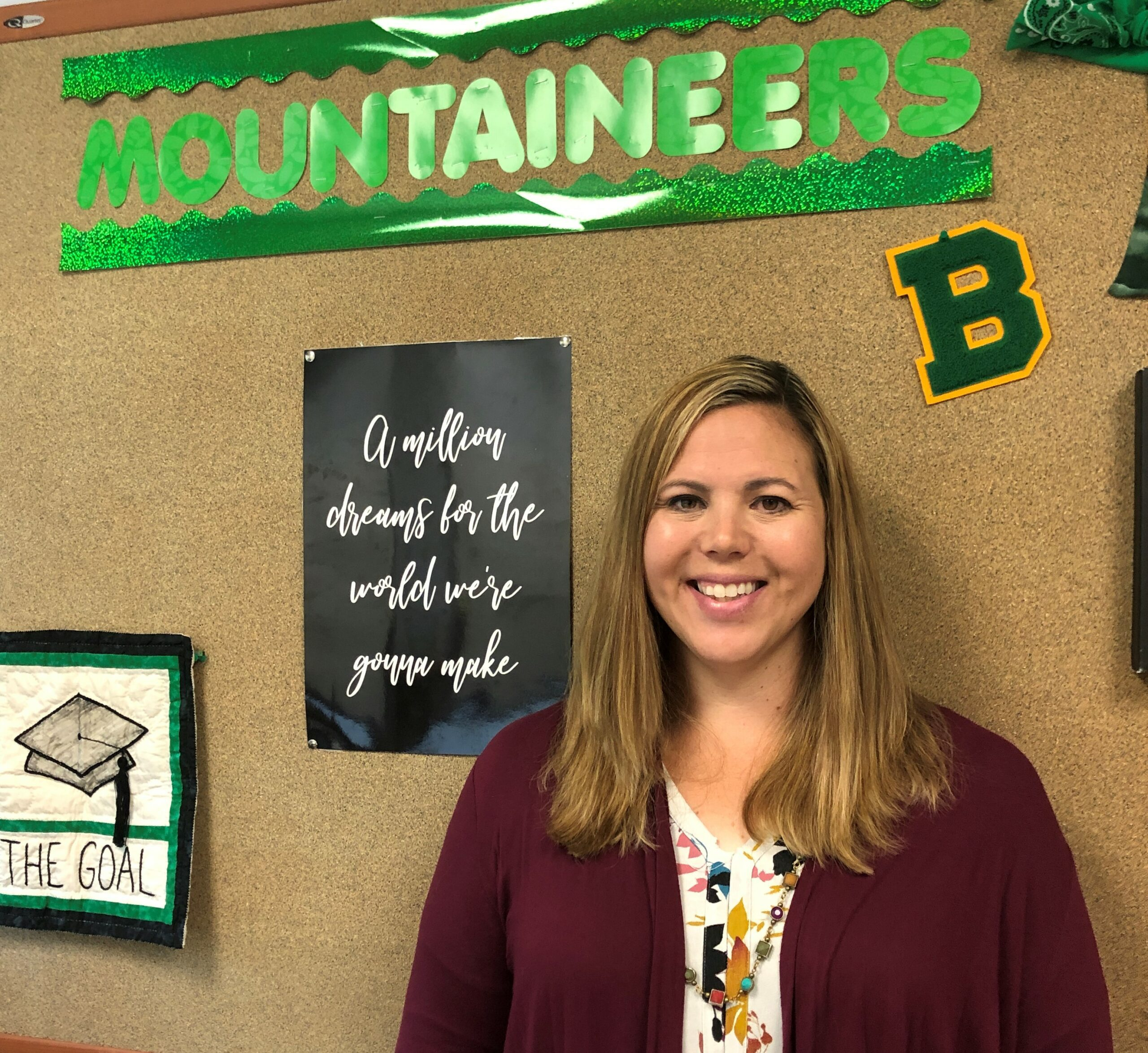 Mountaineer Monthly: Greetings from Principal Brownell