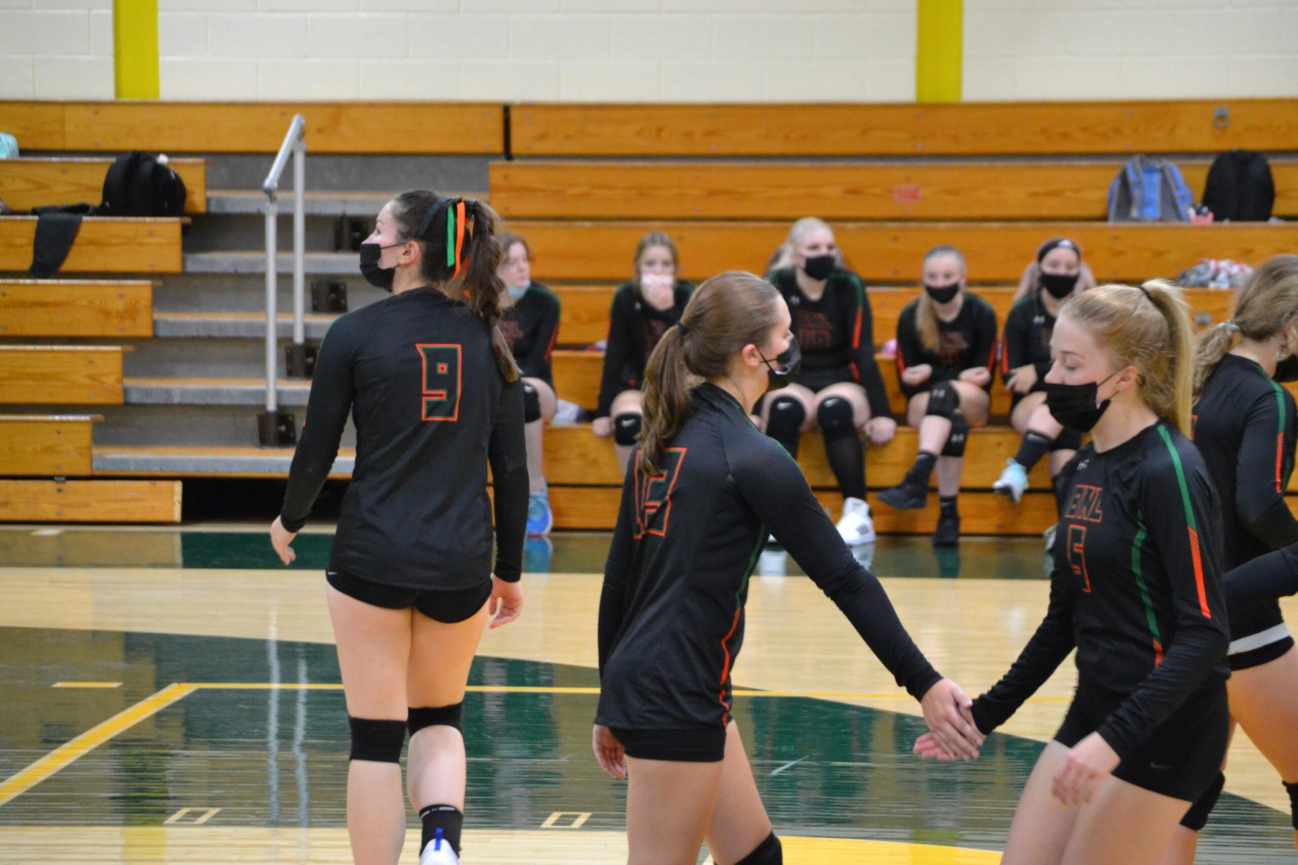 BNL Varsity Girls Volleyball & Soccer Coach Recap and Highlights