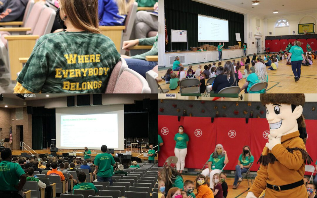 BCSD Returns to In-Person Assemblies