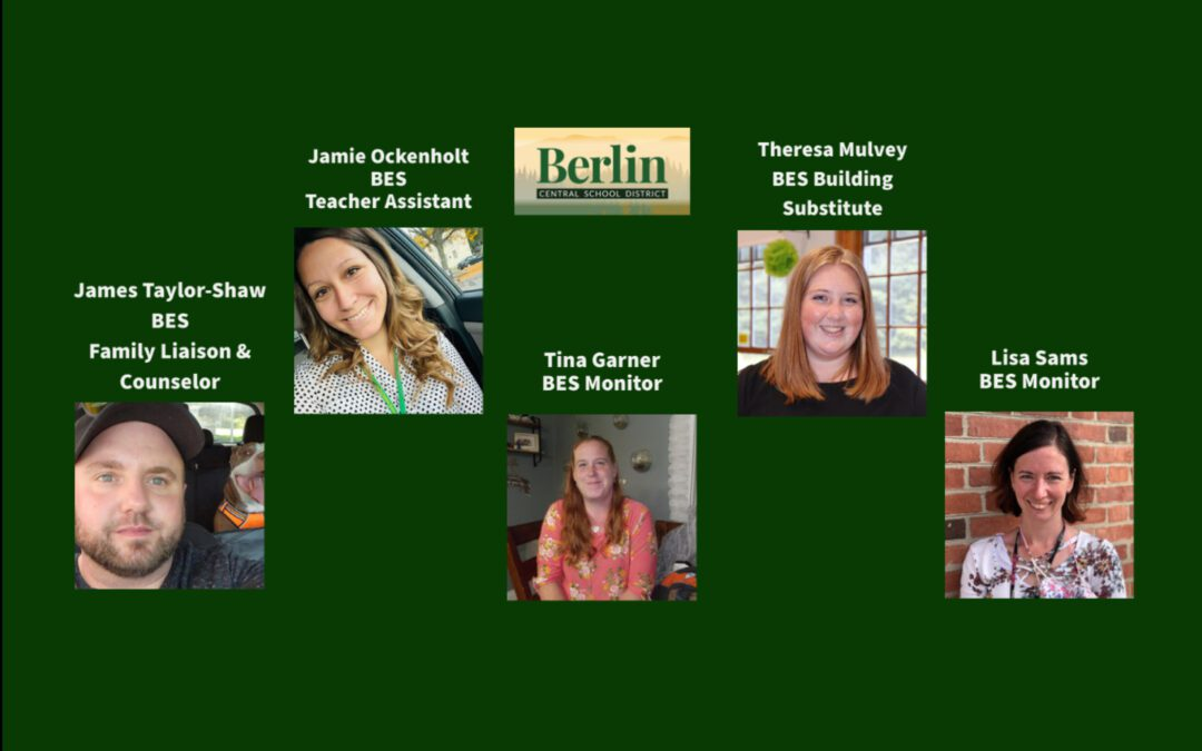 BES Welcomes New and Familiar Faces