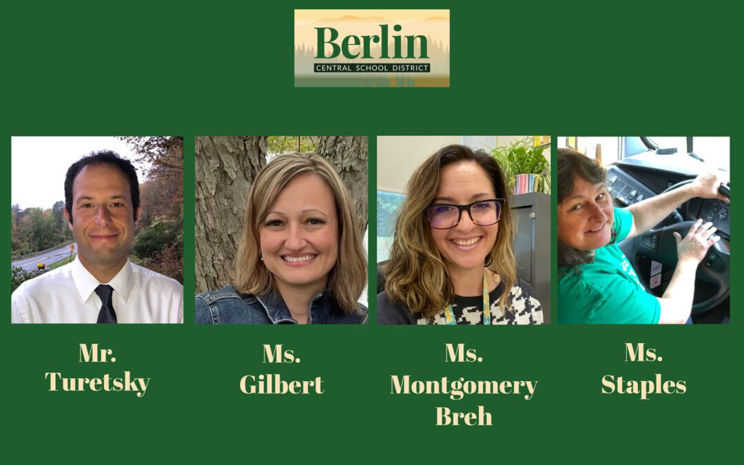 October's BCSD Staff Feature